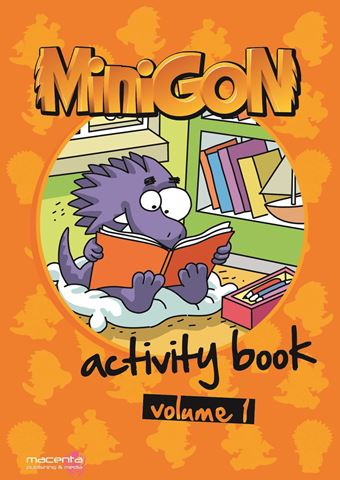 Resim  MINIGON ACTIVITY BOOK Vol.1