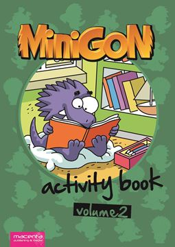 Resim  MINIGON ACTIVITY BOOK Vol.2