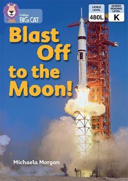 Resim  COLLINS BIG CAT : BLUE BAND4: BLAST OFF TO THE MOON!
