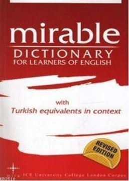 Resim  MIRABLE DICTIONARY