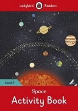 Resim  LADYBIRD: SPACE LEVEL 4 ACTIIVTY BOOK