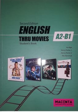 Resim  ENGLISH THRU MOVIES A2 - B1